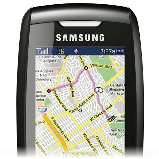 Samsung GPS