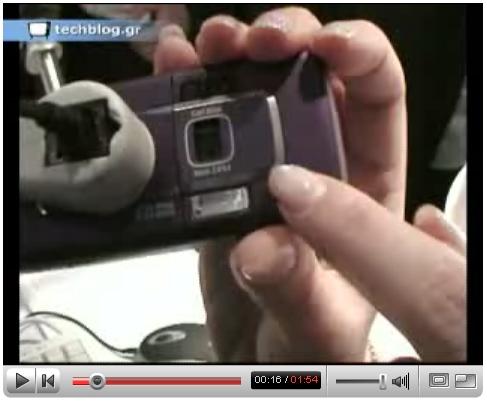 techblogTV Nokia 6220