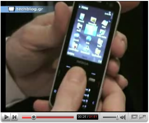 techblogTV Nokia N78