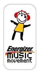 Energizer Music Movment