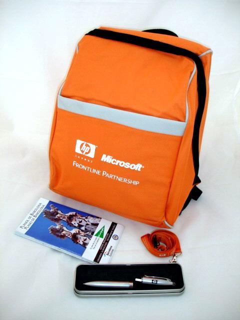 HP Gift Pack retry