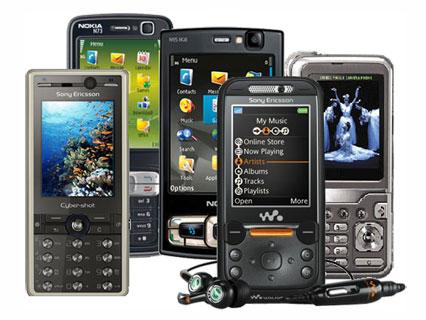 Mobile Phones 2007