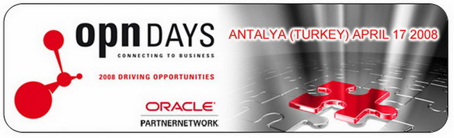 Oracle Open Days 2008