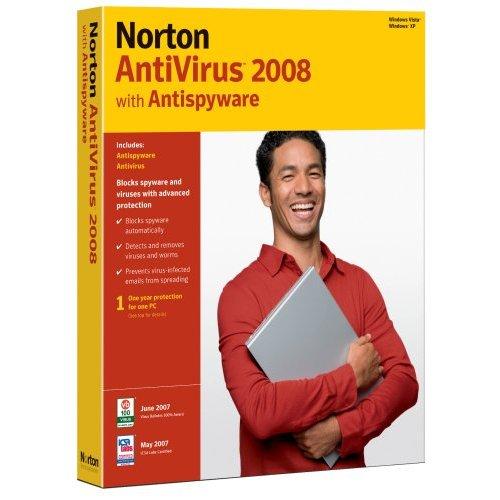 Symantec Norton Antivirus 2008