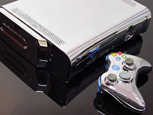 Xbox 360 Chrome