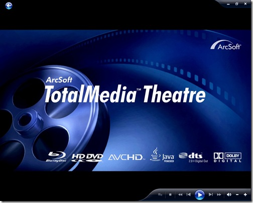 ArcSoft totalmedia theatre