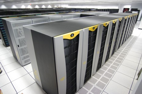 Dell Supercomputer