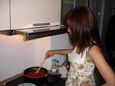 gorgonita cooking