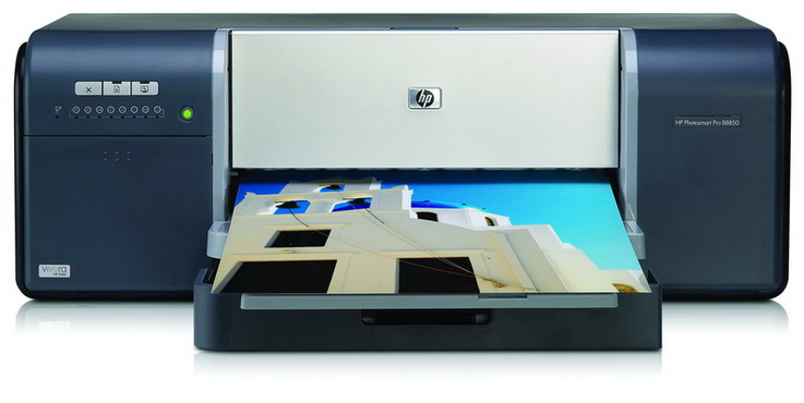 HP Photosmart Pro B8850 Photo Printer