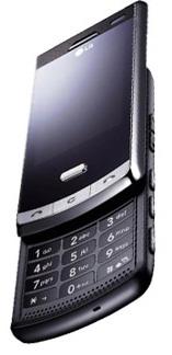 LG Secret K750