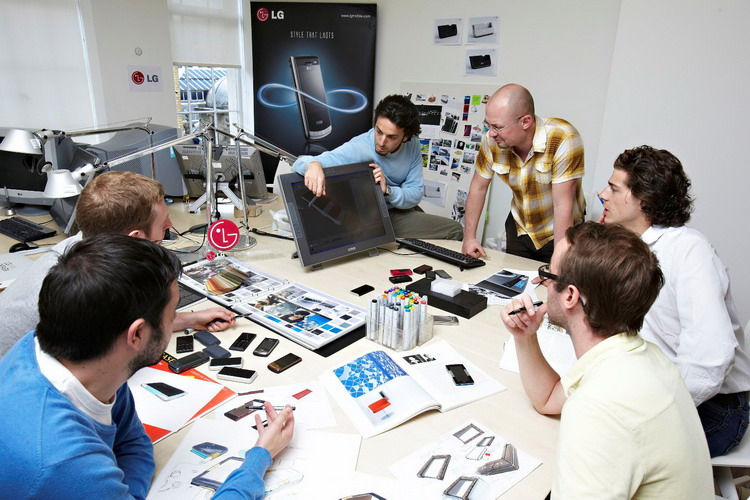 LG Design Team Europe