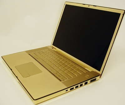MacBook Pro 24k