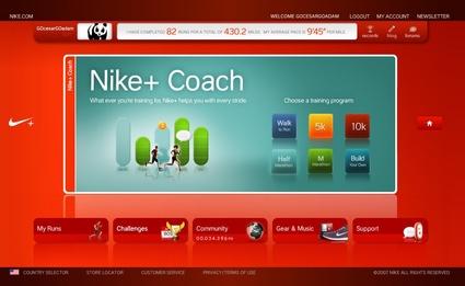 Nikeplus Coach