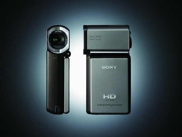 Sony HDR-TG3E