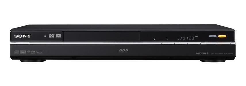 Sony RDR- HX980