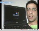 techblogTV Asus EeePC 900 Win XP