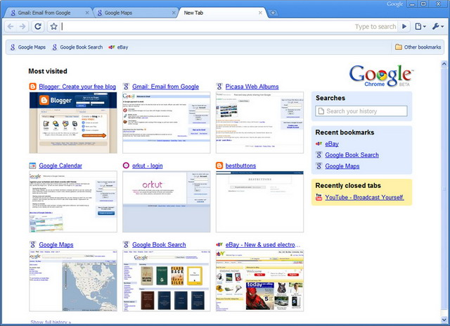 google-chrome-multi-tab