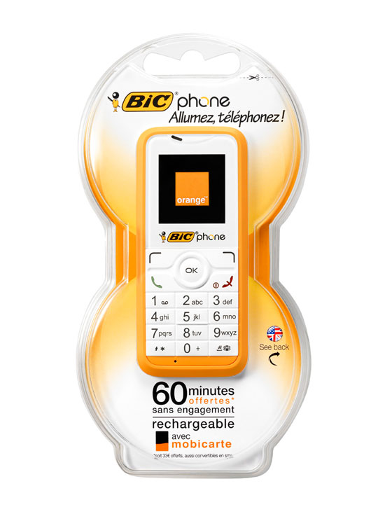 Alcatel BIC Phone