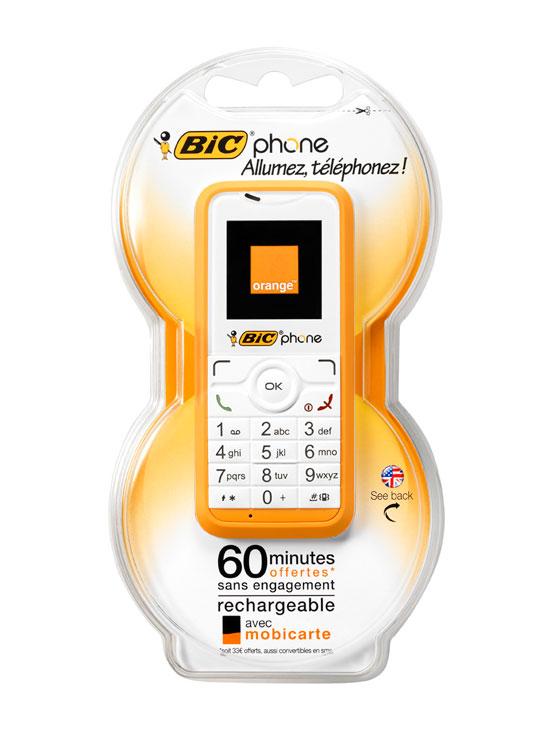 Alcatel BIC Phone