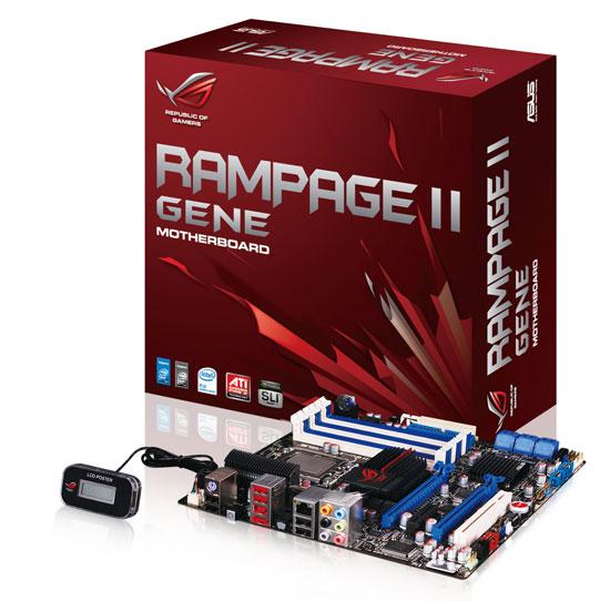ASUS ROG Rampage II GENE