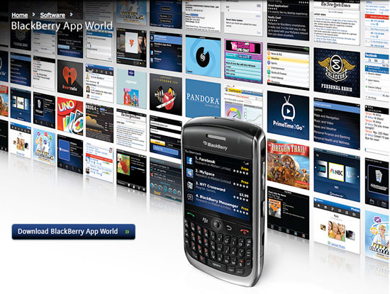 BlackBerry App World