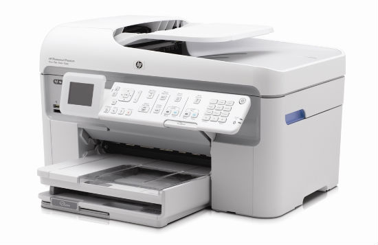 HP Wi-Fi Photosmart Premium Fax All-in-On