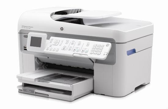 HP Wi-Fi Photosmart Premium Fax All-in-On