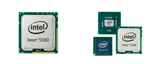Intel Xeon 5500 series