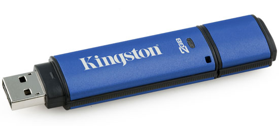 Kingston DataTraveler Vault Privacy Edition
