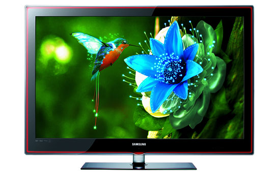 samsung led lcd tv