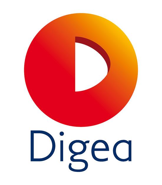 Digea logo