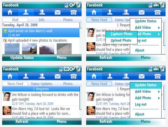facebook for windows mobile 6