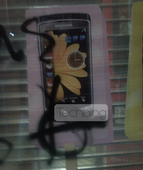Samsung Omnia HD i8910 Vodafone