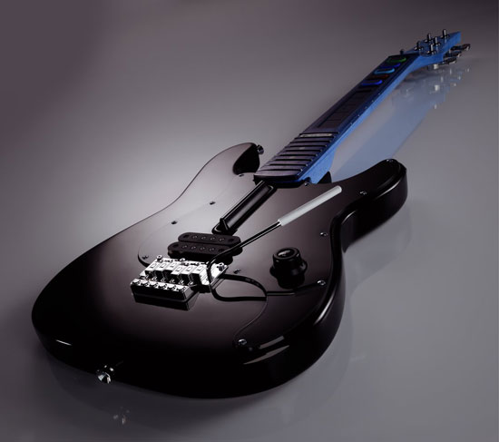 Logitech Wireless Guitar Controller