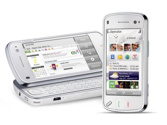 Nokia N97 Antonis Remos