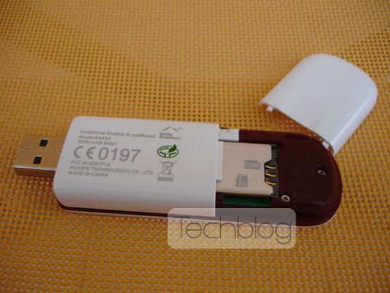 Vodafone K4505 2
