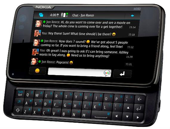 Nokia N900 Maemo 5