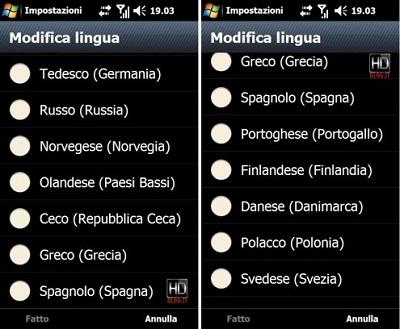 Samsung Omnia II Multilanguage