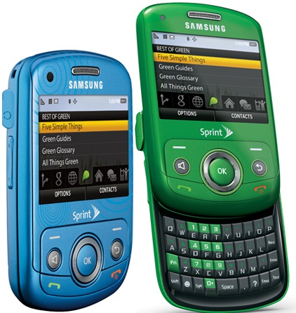 Samsung Reclaim eco