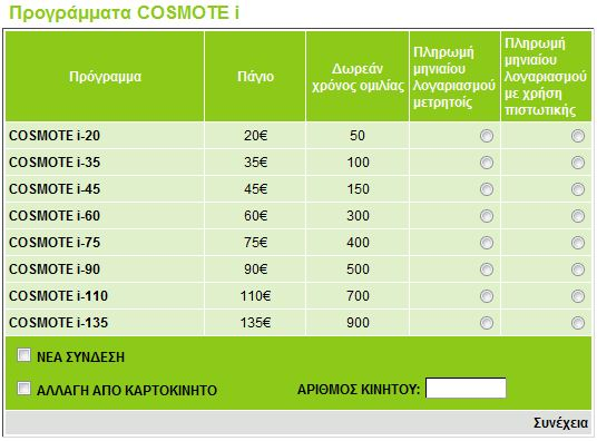 Cosmote i