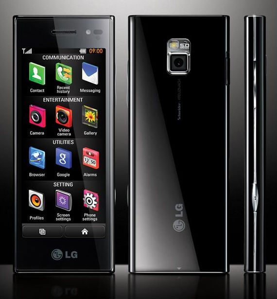 LG Chocolate BL40