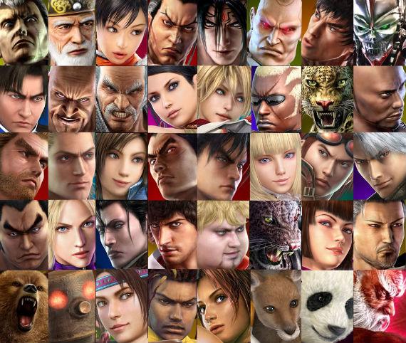 Tekken 6 roster