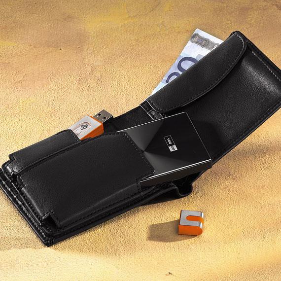 Hama Hard Disc wallet