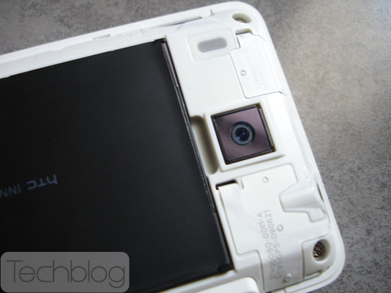 HTC Hero camera