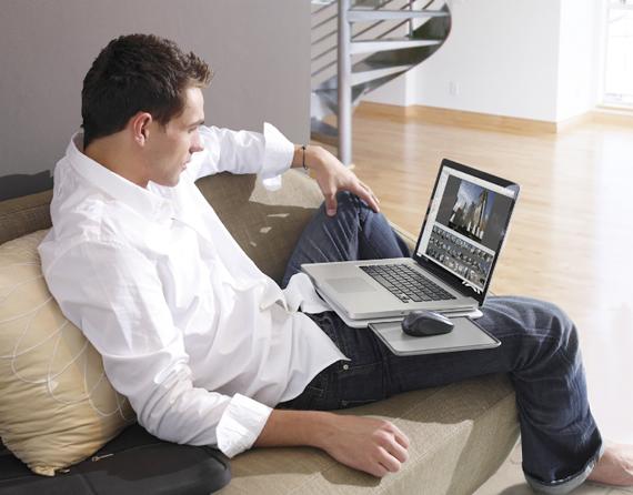Logitech Portable Lapdesk