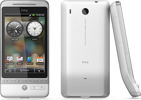 HTC Hero Android 2.1 Eclair