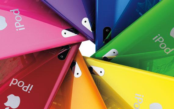 new iPod Nano 2009