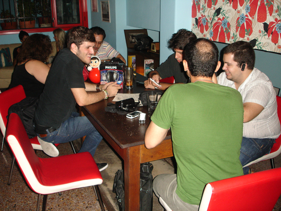 1st Techblog Workshop