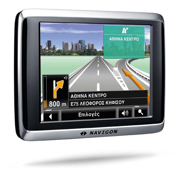 Navigon 2410 GPS