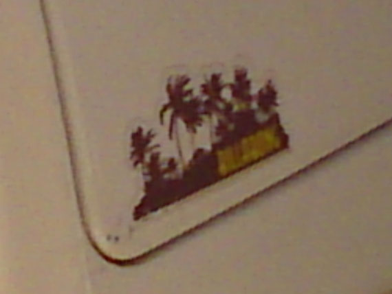 Sony Ericsson Satio photo sample zoom 2